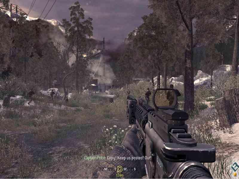 call of duty 4 modern warfare setup.exe download