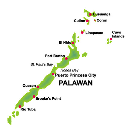 How To Get To Port Barton San Vicente Palawan