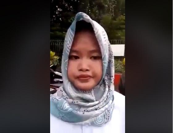 Video Siswi SMP Umpat Polisi di Cilacap Jadi Viral