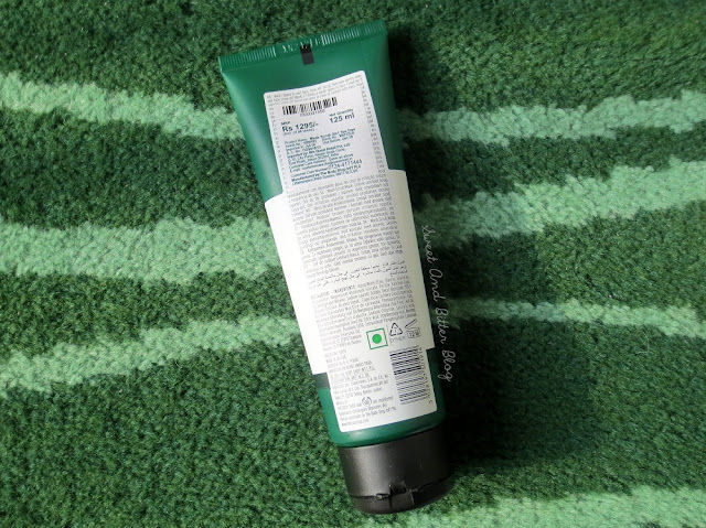 The Body Shop Tea Tree 3-In-1 Mask Scrub Mask Ingredients