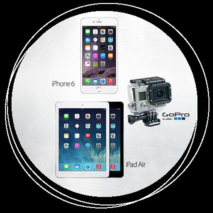 concurso ganhar iphone 2015