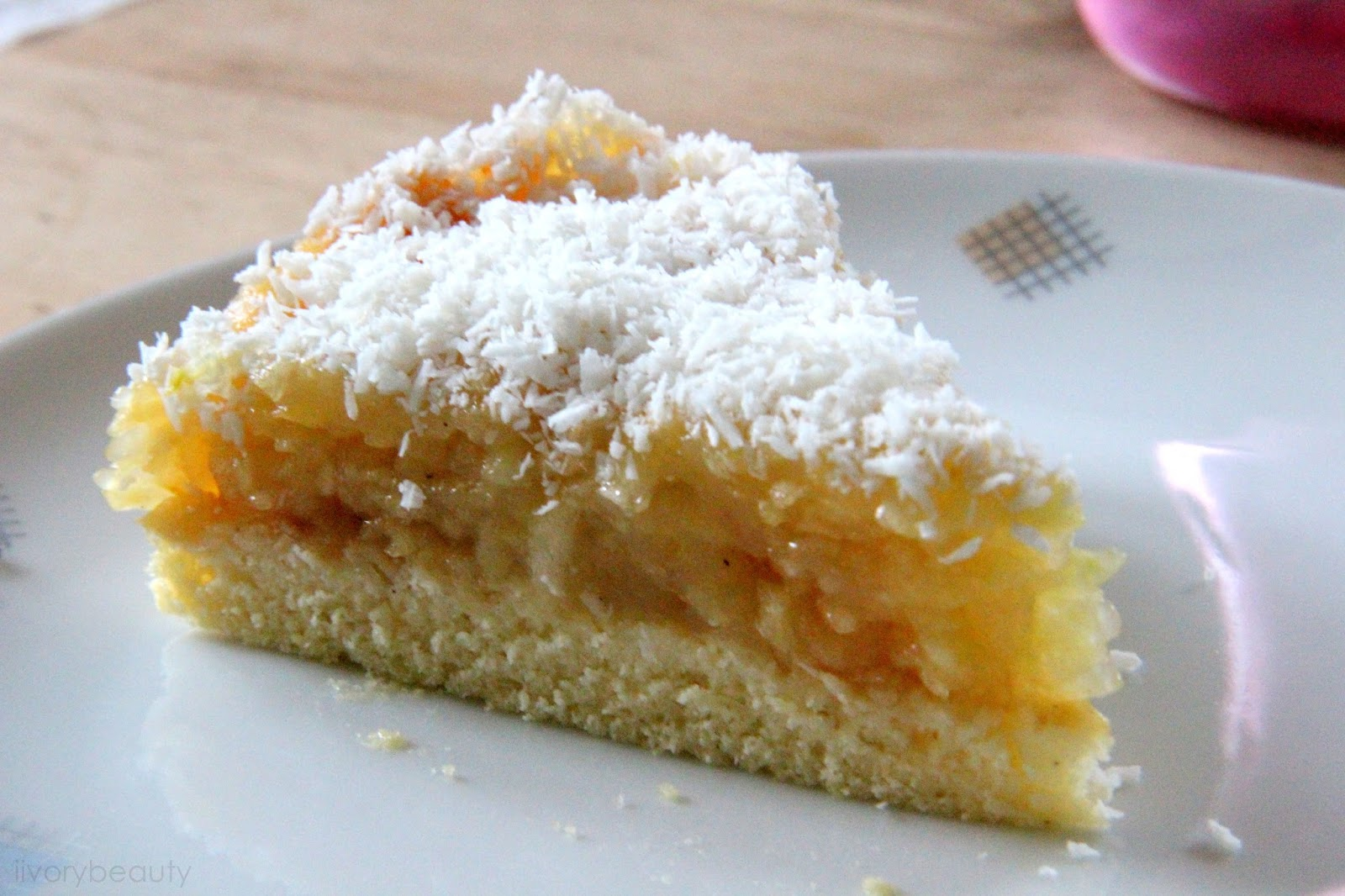 Apfel Vanille Kuchen Recipe For Summer Ivory Beauty