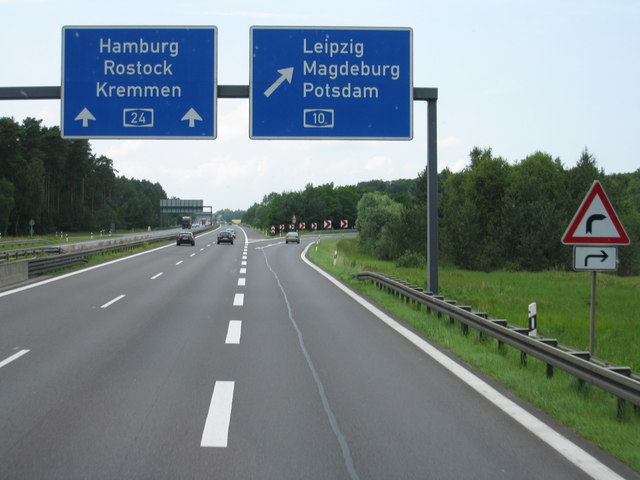 Como ir de Berlim a Hamburgo