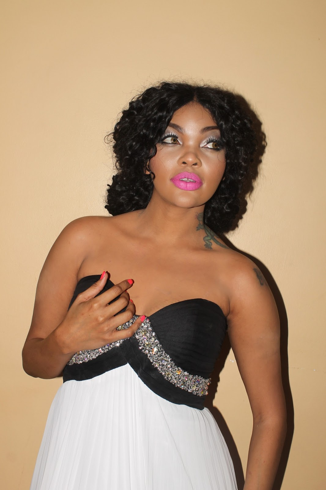 Glambox:Beautiful make~up is our hallmark!: Wema Sepetu Miss Tanzania 2006} and sisters