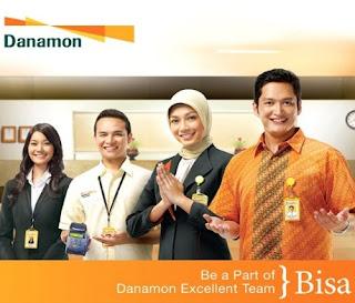 Lowongan Kerja Terbaru Bank Danamon Indonesia lulusan S1 Semua Jurusan