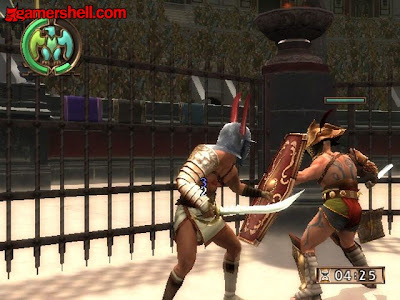 Colosseum: Road to Freedom (PS2) 2005