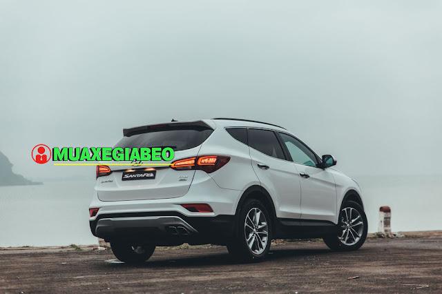 Giới thiệu Hyundai SantaFe 2.4L máy xăng phiên bản đặc biệt AWD ảnh 16