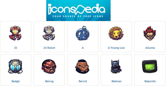 b6cb703e9b Iconspedia es un sitio web que tiene gran cantidad de iconos gratis para  bajar. Inconspedia tiene los íconos clasificados por categorías: íconos de  internet ...