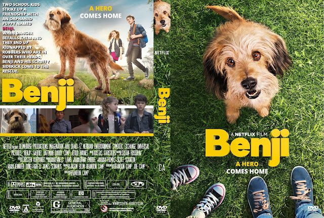 Benji DVD Cover