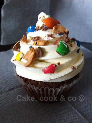 cupcake M&Ms