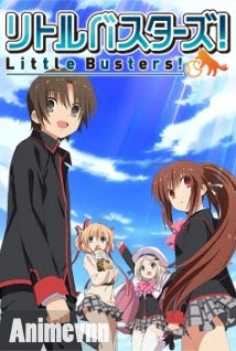 Little Busters - Little Busters! SS1 2013 Poster