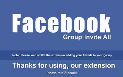 Auto Invite Group Facebook 2017 Mudah Aman