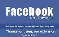 Auto Invite Group Facebook 2020 Mudah Aman