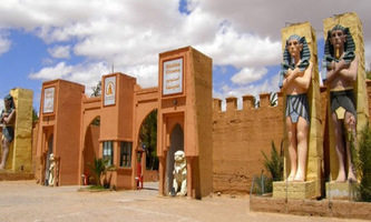 Day trip to ouarzazate from The Red city