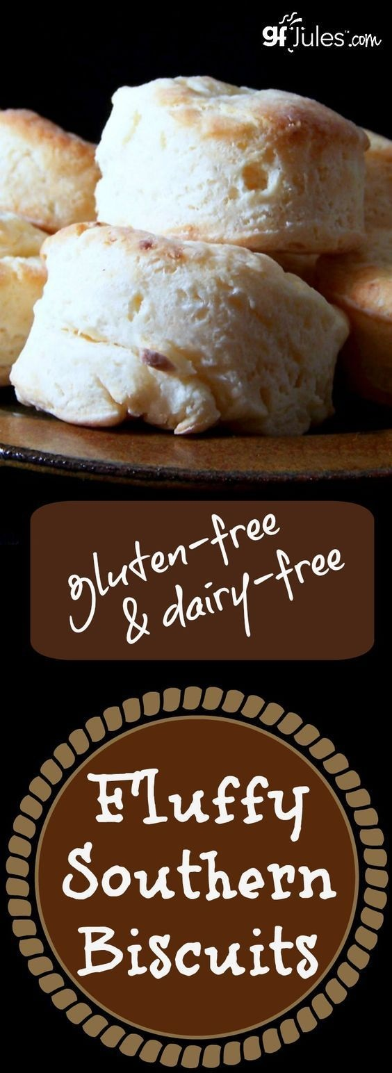 Gluten Free Buttermilk Biscuits RecipeGluten free buttermilk biscuits with jam sized