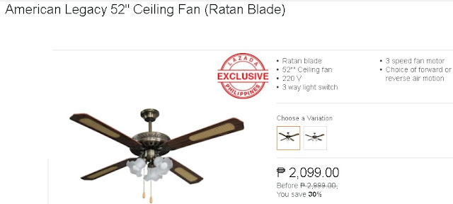 American legacy 52 ceiling fan ratan blade the online american legacy 52 ceiling fan ratan blade mozeypictures Image collections