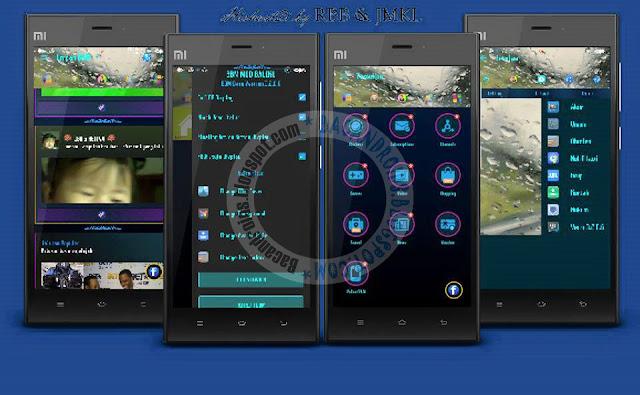 BBM Mod Baliku Style Theme v3.2.0.6 APk Latest