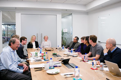Chan Zuckerberg Initiative science board.
