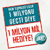 THY ve BKM İşbirliğiyle 1 Milyon Mil Hediye