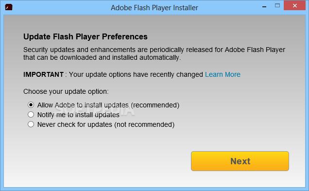 تحميل برنامج adobe flash player للكمبيوتر مجانا