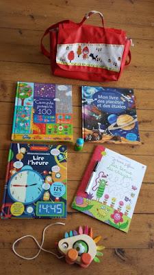 album jeunesse choix avis critique chronique blog hérisson Bibliza Zumeline heure planète crayon 100 Usborne jeu activité livre