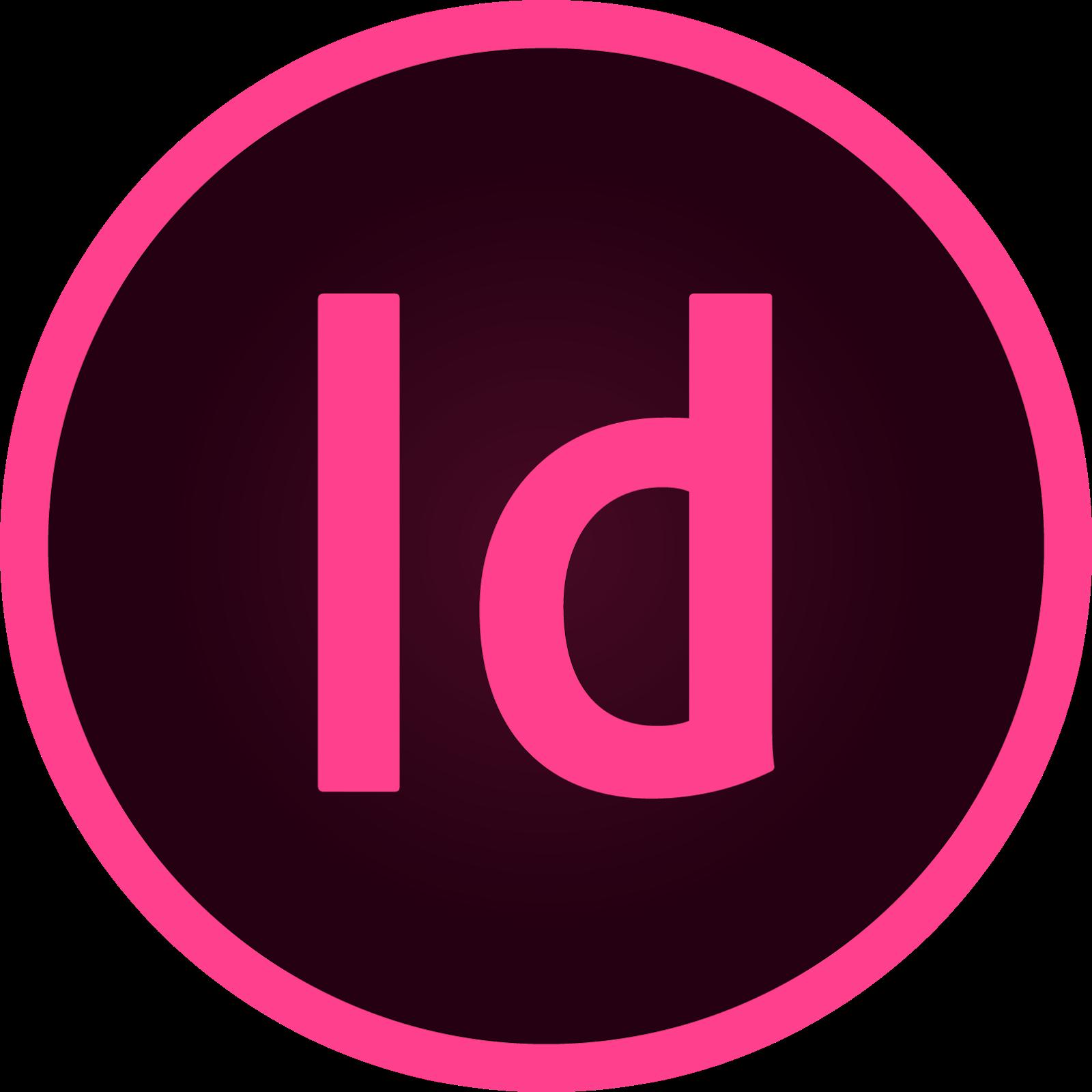download logo adobe indesign cc icon svg eps png psd ai vector - el