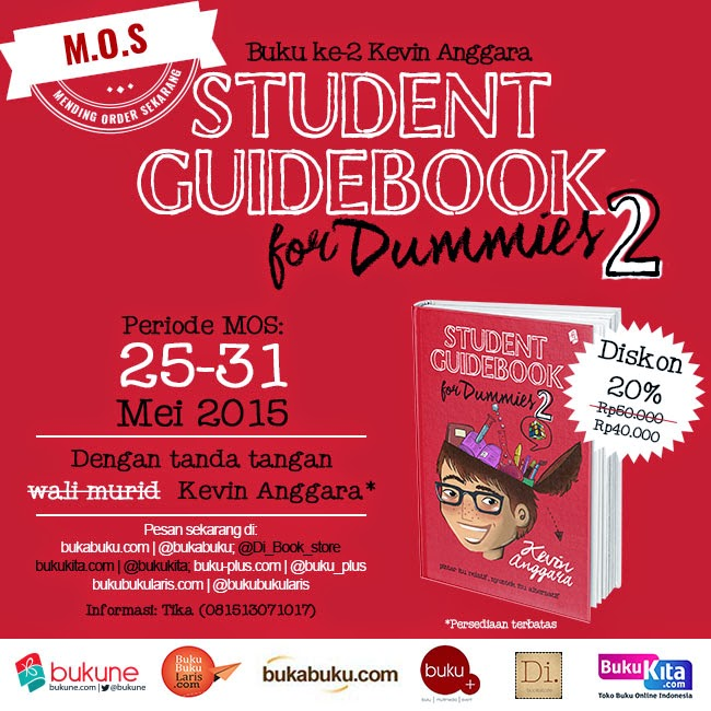 Student Guidebook for Dummies 2