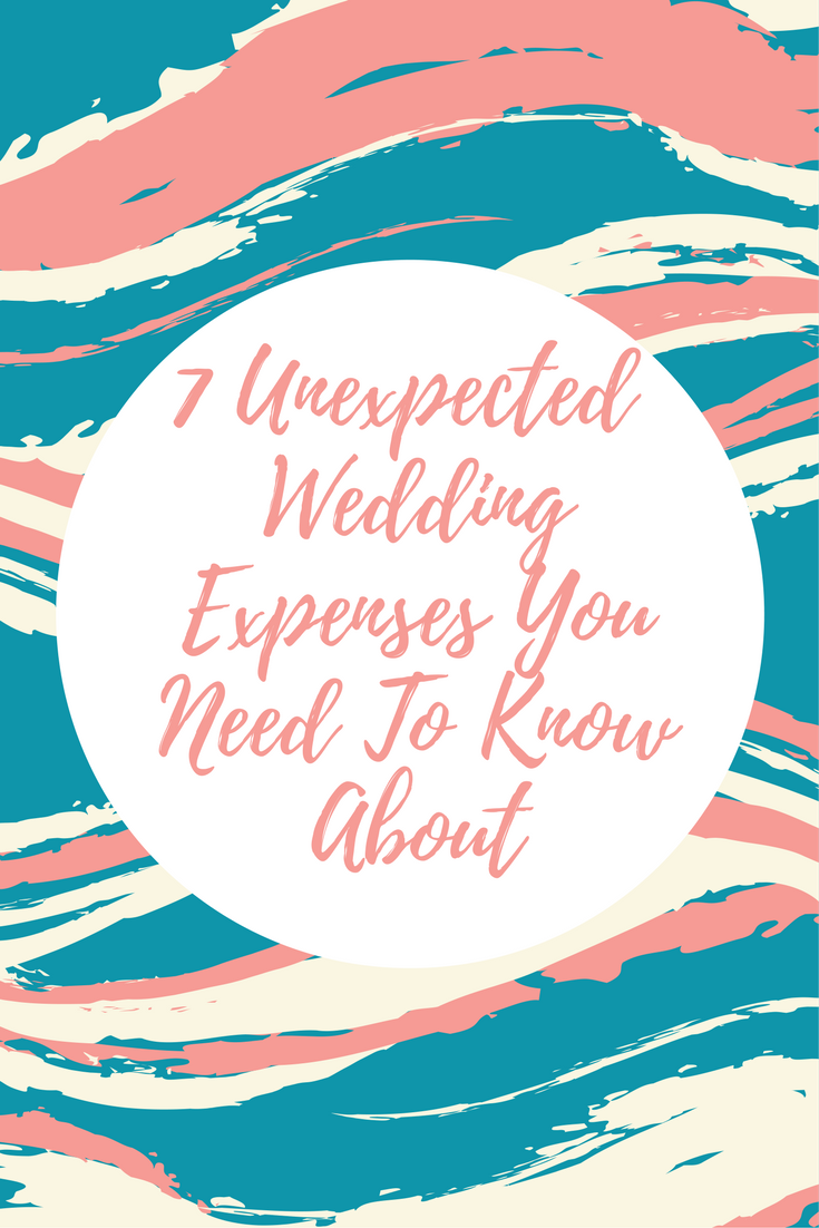 wedding expenses