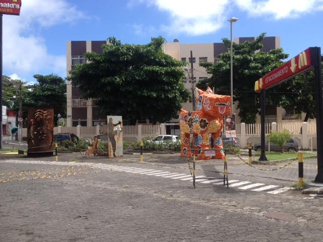 Obras de Bel Borba transferidas para o Posto Chaminé