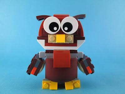 Set LEGO Creator 31044 Park Animals