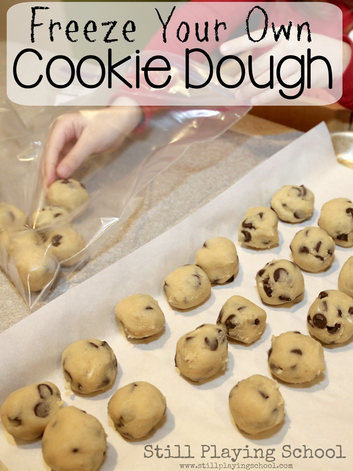 Chocolate Chip Cookie Activities And Ideas For Kids
