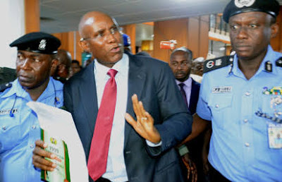 I Can't Be Arrested, I Did Not Remove The Mace - Senator Omo-Agege