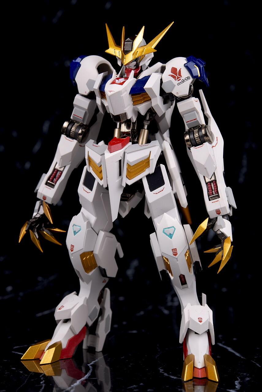 Review Metal Robot Damashii Side Ms Gundam Barbatos Lupus Rex