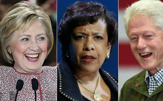 Loretta Lynch Falls Under The Clintons' Corrupting Influence