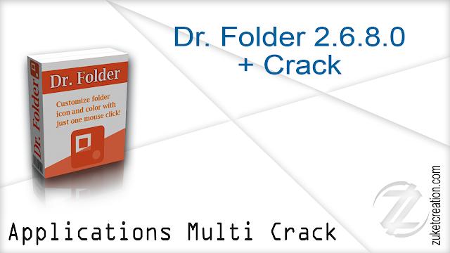 Dr. Folder 2.6.8.0 + Crack