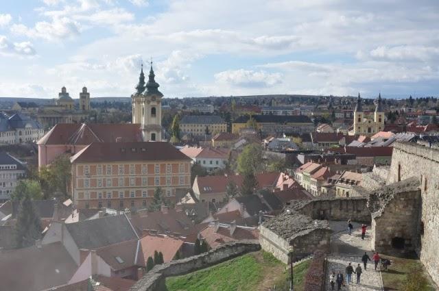Ciekawe miejsca w Egerze, Wino, Węgry