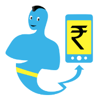 Genie Rewards,free recharge - Rs.10 sign up + Rs.10 per refer