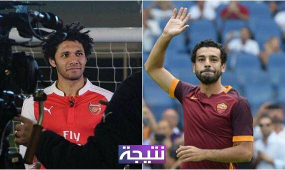 محمد صلاح يحرج النني على تويتر بعد قرعة كأس العالم