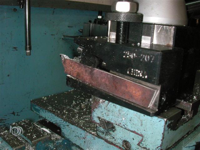 handverker: lathe parting tool