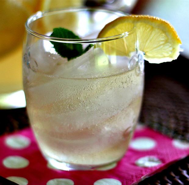 how to make sparkling lemonade with sprite