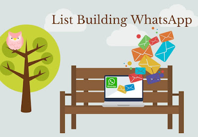 Tahapan List Building di WhatsApp | WhatsApp Marketing Bag.2