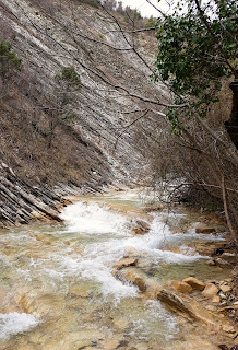 Русло реки Ачибс, Геленджикский район Краснодарского края