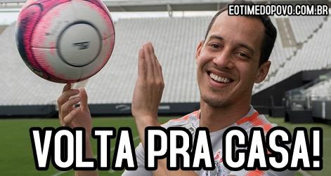 Rodriguinho vai voltar para o Corinthians