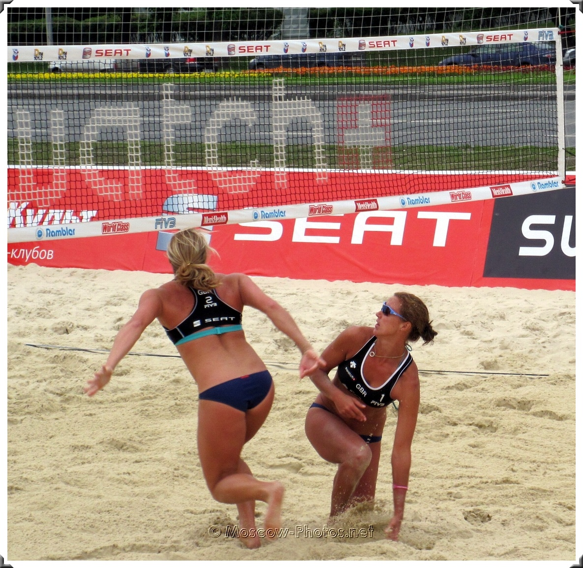 Moscow Beach Volleyball World Tour 2010