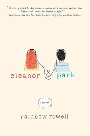 Eleanor & Park by Rainbow Rowell - Day 2