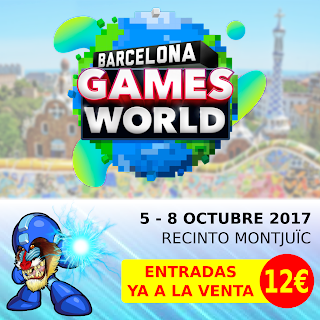 Barcelona Games World 2017