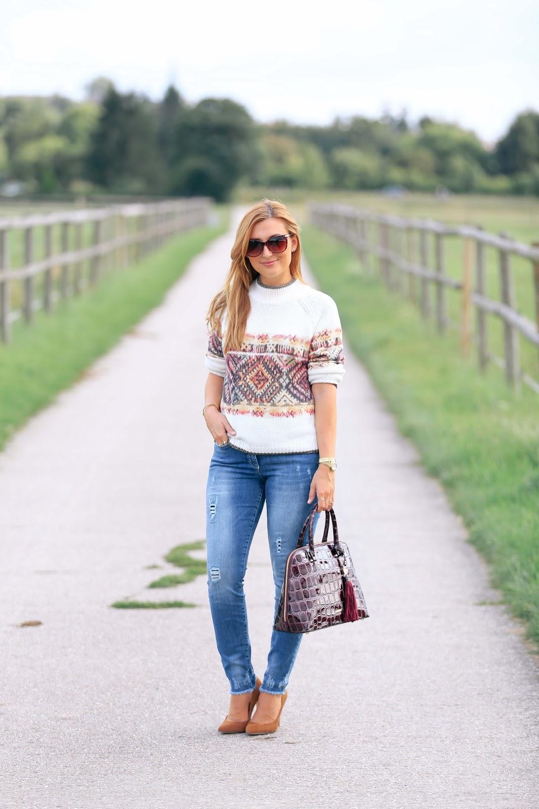 Herbstlook.fashionstylebyjohanna-blogger-aus-deutschland-herbstpullover-braune-pumpsherbstfarben-trendige-herbstfarben