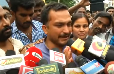 Piyush Manush breaks down after getting bail
