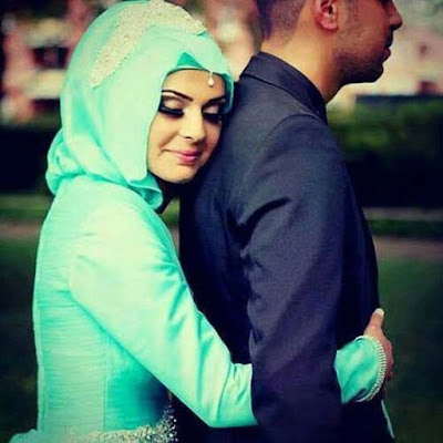 Amazing Muslim Couple DP For Whatsapp