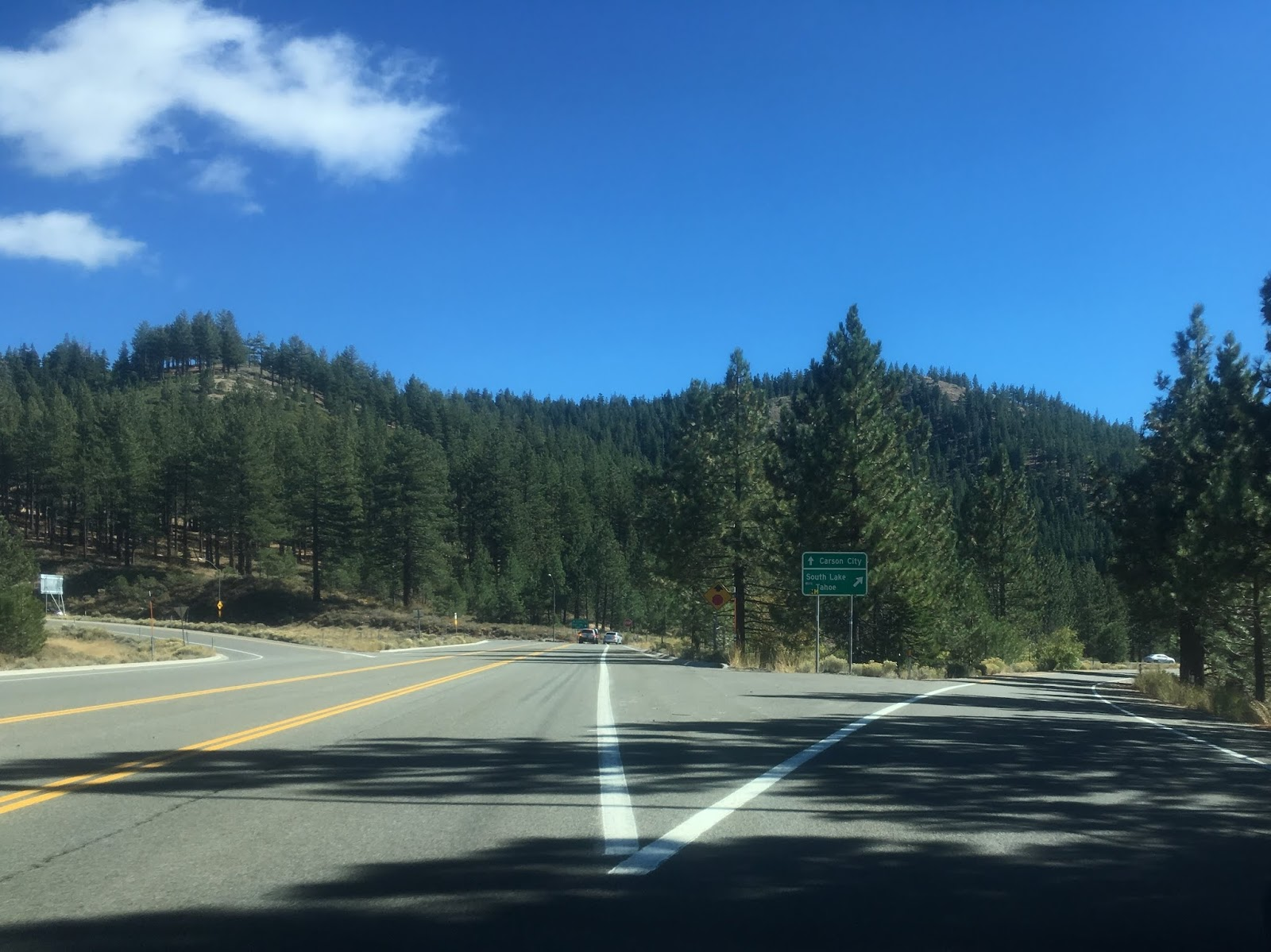 part 3 of this series covers the history of us 50 along the shore of lake tahoe and can be found here